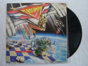 Disco de Vinil - Triumph - Just a Game