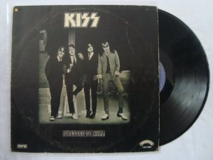 Disco de Vinil - Kiss - Dressed to Kill