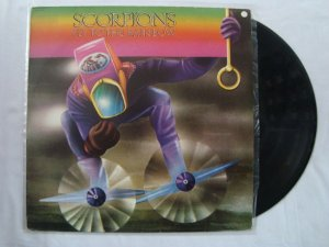 Disco de Vinil - Scorpions - Fly to the Rainbow
