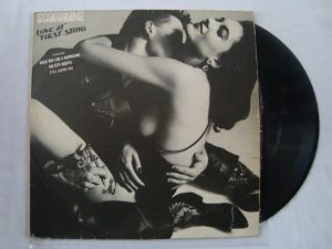 Disco de Vinil - Scorpions - Love at the First Sting