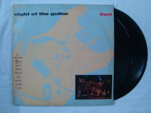 Disco de Vinil - Night of the Guitar - Live!