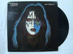 Disco de Vinil Kiss - Ace Frehley - Importado