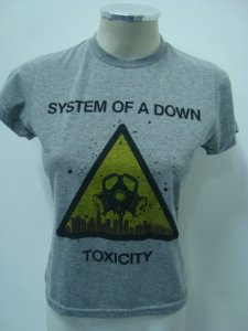 Baby look - System of a Down - Toxicity