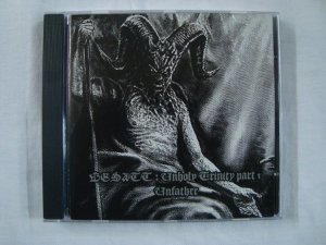 CD - Besatt - Unholy Trinity Part 1 - Unfather