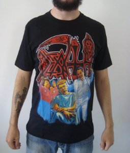 Camiseta Death - Spiritual Healing