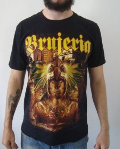 Camiseta Brujeria - Pocho Aztlan