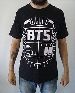 Camiseta K-pop - BTS