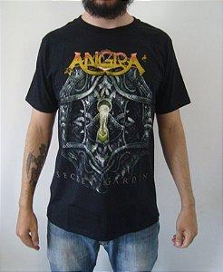 Camiseta Angra - Secret Garden