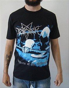 Camiseta Desaster - Tyrants of the Netherworld