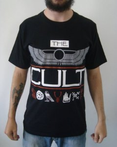 Camiseta The Cult