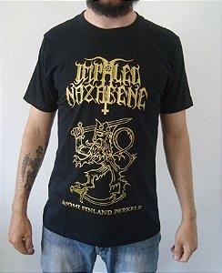 Camiseta Impaled Nazarene - Suomi Finland Perkele