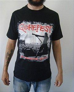 Camiseta Gorefest - The Eindhoven Insanity