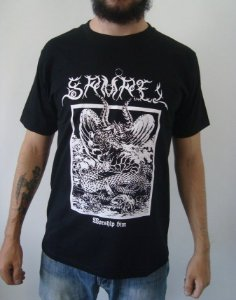Camiseta Samael - Worship Him