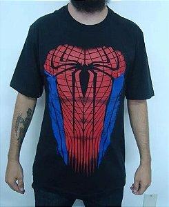 Camiseta - Homem Aranha