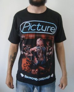 Camiseta Picture - Diamond Dreamer