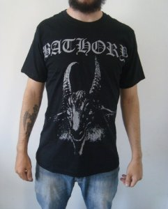 Camiseta - Bathory