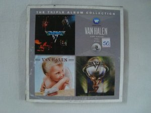 CD Van Halen - The Triple Album Collection