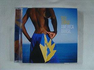 CD Seu Jorge - America Brasil - O disco