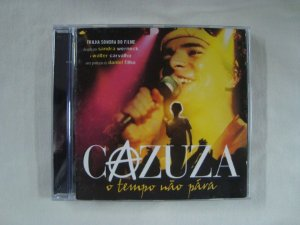 CD Cazuza - O tempo não pára