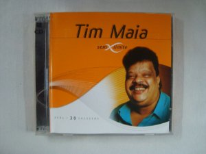CD Tim Maia - Sem limite - 30 sucessos - Duplo