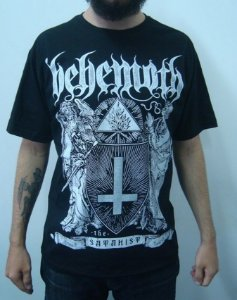 Camiseta Behemoth - The Satanist