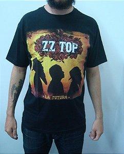 Camiseta ZZ Top - La Futura