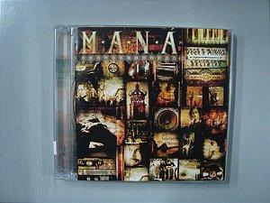 CD - Maná - Você é minha religião
