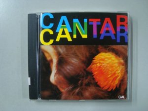 CD Gal Costa - Cantar