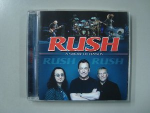CD Rush - A show of Hands