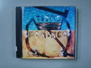 CD - Titãs - Domingo