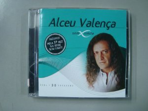 CD Alceu Valença - Sem Limite - Coletânea Dupla
