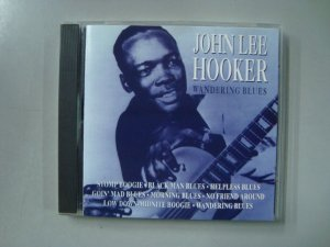 CD John Lee Hooker - Wandering Blues