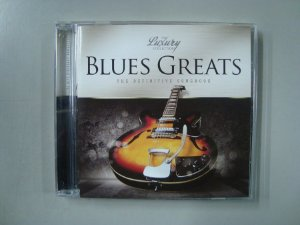 CD Blues Greats - The Definitive Songbook - The Luxury Collection