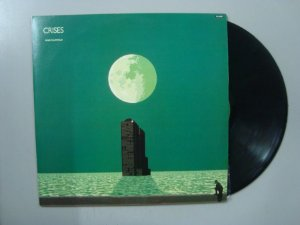 Disco de Vinil - Mike Oldfield - Crises