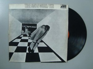 Disco de vinil - Yes - Time and a word