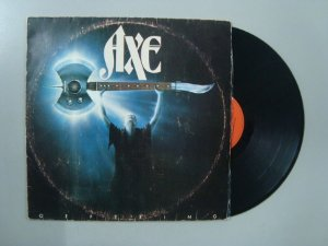 Disco de vinil - Axe - Offering