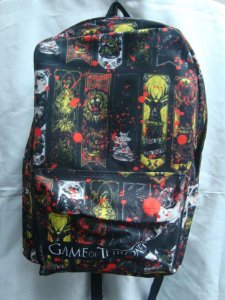 Mochila Escolar - Game of Thrones - Casas