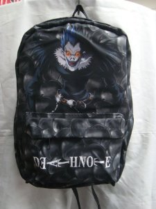 Mochila Escolar - Death Note - Ryuk