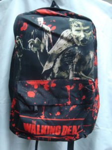 Mochila Escolar - The Walking Dead - Zumbis