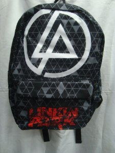 Mochila Escolar - Linkin Park - LP