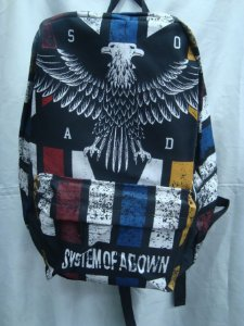 Mochila Escolar - System of a Down - SOAD