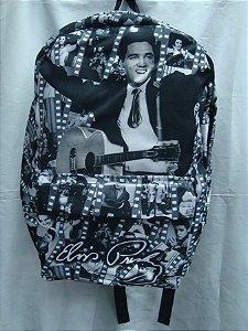 Mochila Escolar - Elvis Presley