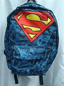 Mochila Escolar - Superman / Super homem