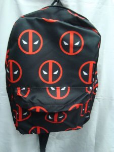 Mochila Escolar - Deadpool