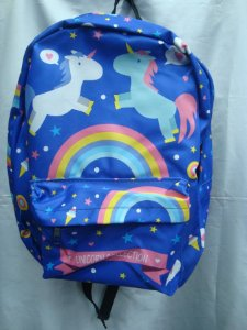 Mochila Escolar - Unicórnios - Unicorn Collection