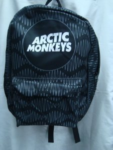 Mochila Escolar - Arctic Monkeys