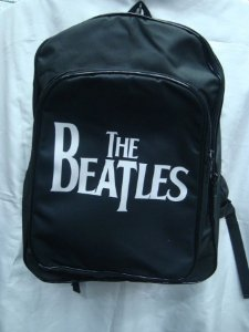 Mochila Escolar - The Beatles - Básica