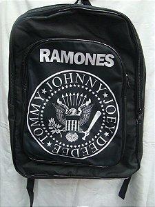 Mochila Escolar - Ramones - Símbolo