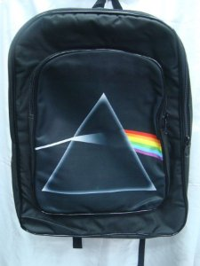 Mochila Escolar - Pink Floyd - The dark side of the Moon