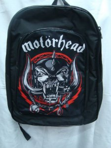 Mochila Escolar - Motorhead